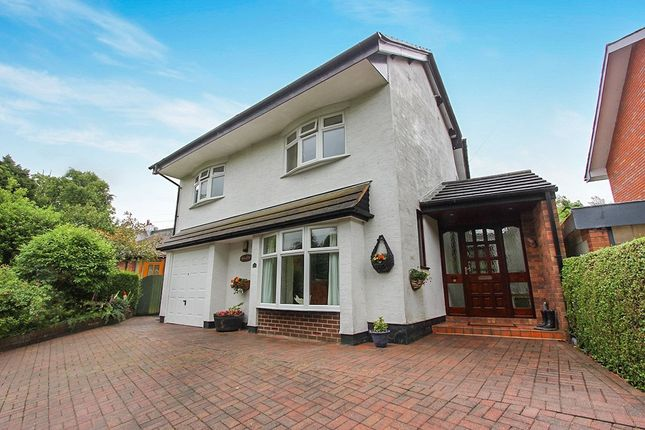 Thumbnail Detached house for sale in Woodhouse Road, Thornton-Cleveleys