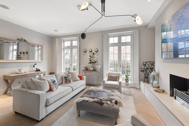 Thumbnail Detached house to rent in Phillimore Terrace, Allen Street, London