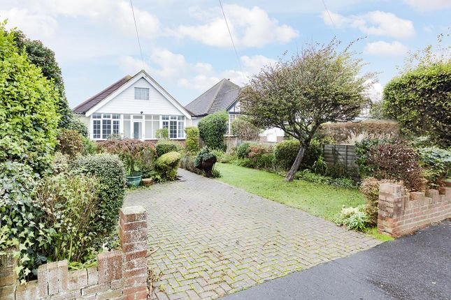 Thumbnail Detached bungalow for sale in East Avenue, Goring-By-Sea, Worthing