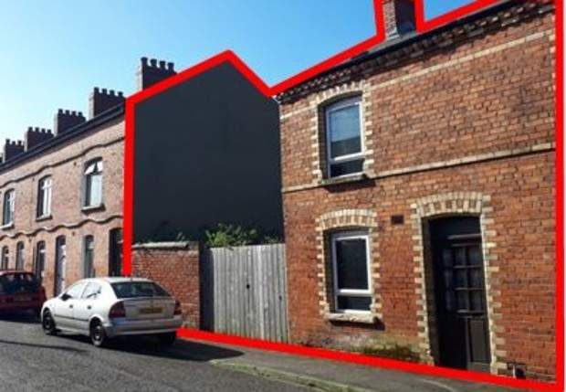 Thumbnail Land for sale in & 19 Euterpe Street, Belfast, County Antrim