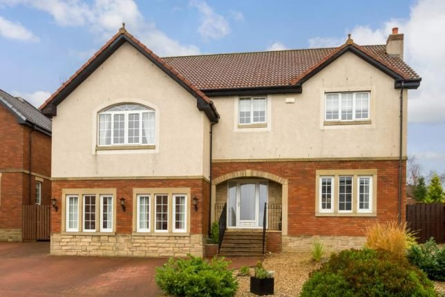 Thumbnail Detached house for sale in Snead View, Motherwell, North Lanarkshire, United Kingdom