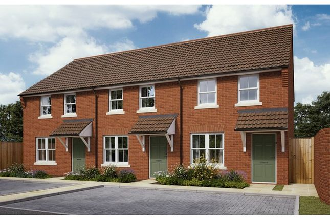 2 bed terraced house for sale in Plot 111 Saxon Gate, Stonehouse, Gloucestershire