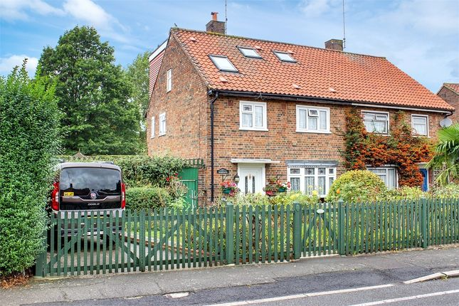 Semi-detached house in  The Vale  Muswell Hill  London  Watford