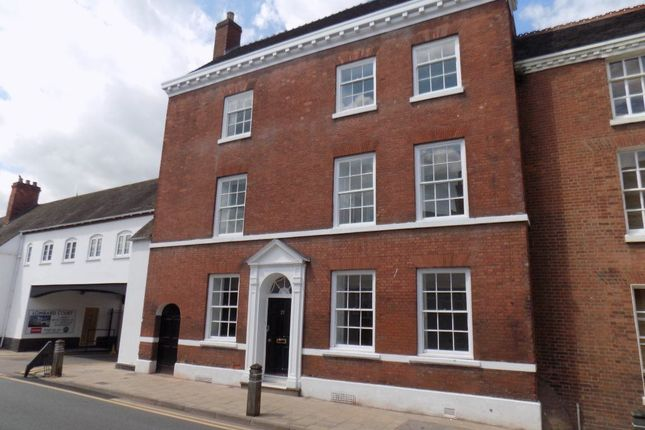 Thumbnail Flat to rent in Lombard Court, Lichfield, Staffordshire