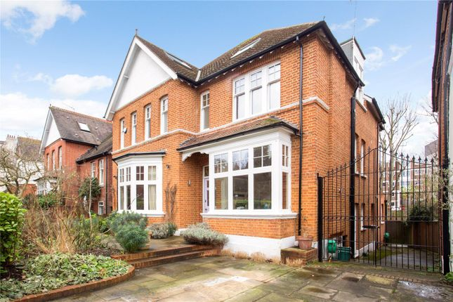 Thumbnail Detached house for sale in Rusholme Road, Putney, London