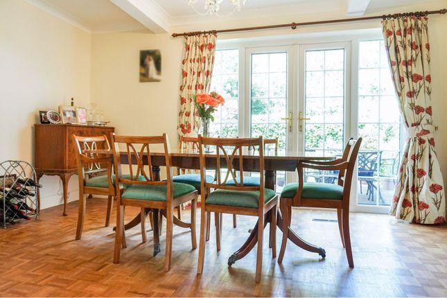 Dining Room of Brooklands, Wickford SS12