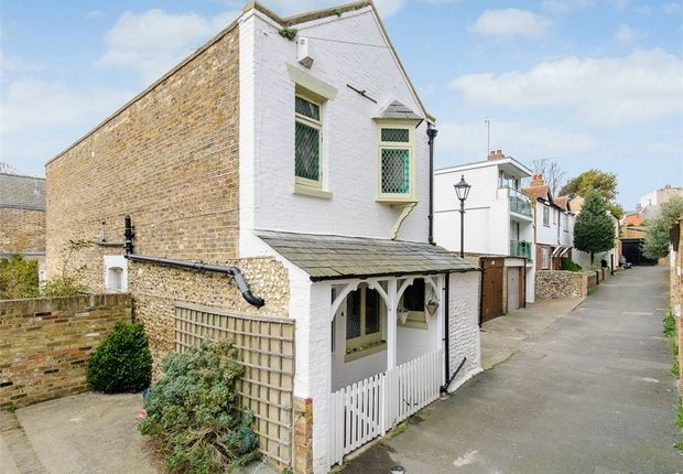 Thumbnail Detached house for sale in Tunis Row, Broadstairs