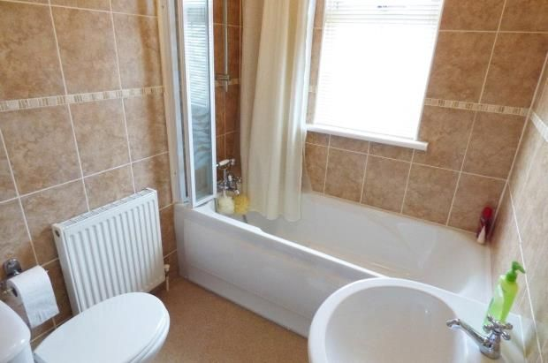 Bathroom of Greenfield Park, Kirkpatrick Fleming, Lockerbie DG11