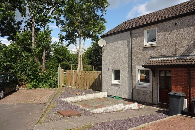 Thumbnail End terrace house for sale in 8 Alder Court, Dumfries, Dumfries And Galloway.