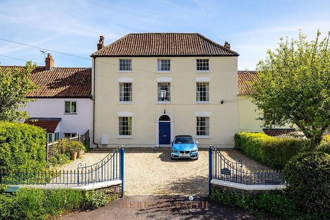 Thumbnail Town house for sale in Old Coach Road, Cross, Axbridge, Somerset.