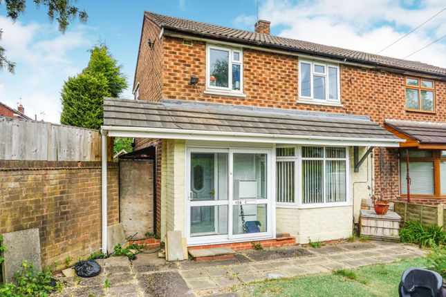 Thumbnail Semi-detached house for sale in Ladbury Road, Walsall
