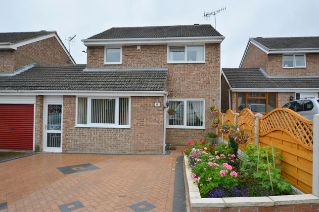 Thumbnail Detached house for sale in Parwich Close, Chesterfield