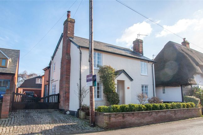 Thumbnail Detached house for sale in The Causeway, Furneux Pelham, Buntingford, Herts