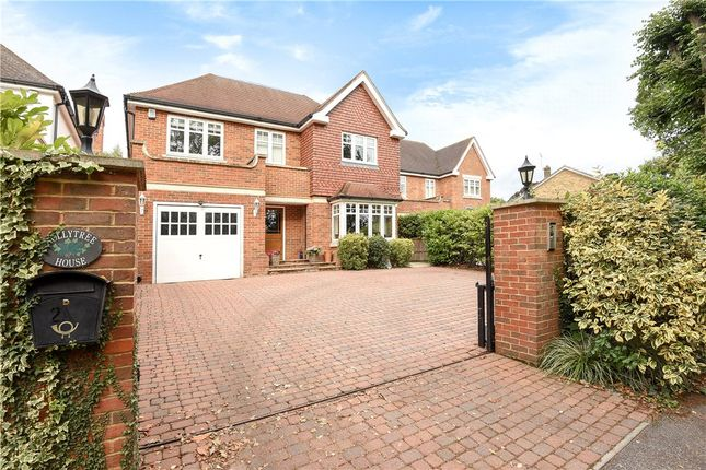 Thumbnail Detached house for sale in Northcroft Close, Englefield Green, Egham