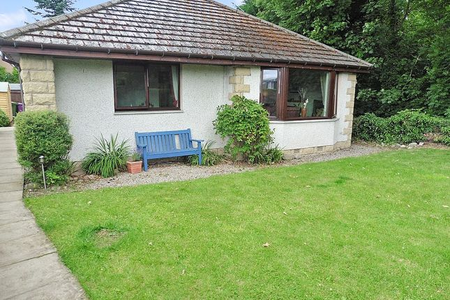 Thumbnail Detached bungalow for sale in North Esk Road, Edzell, Angus/Forfarshire