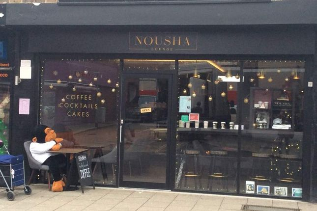 Thumbnail Restaurant/cafe for sale in East Street, Southampton
