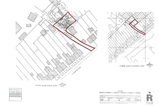 Location & Block Plan