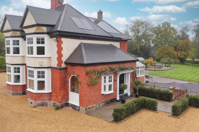 Thumbnail Detached house for sale in London Road, Woore, Shropshire