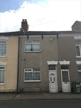 Thumbnail Terraced house for sale in Tunnard Street, Grimsby