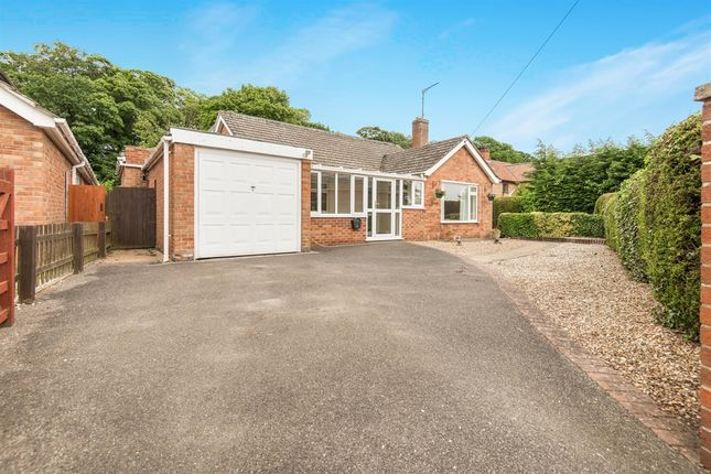 Thumbnail Detached house for sale in Eastfields, Narborough, King's Lynn