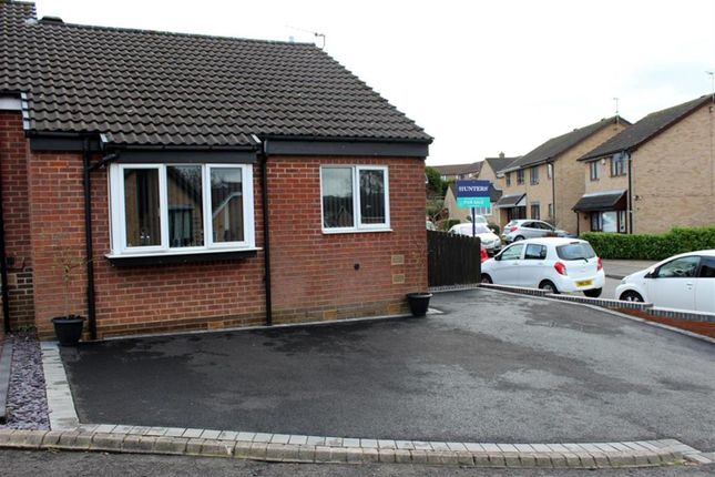 2 bed semi-detached bungalow for sale in Creswick Close, Walton, Chesterfield S40
