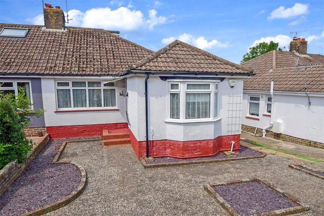 3 bed semi-detached bungalow for sale in Braybon Avenue, Patcham, Brighton, East Sussex BN1