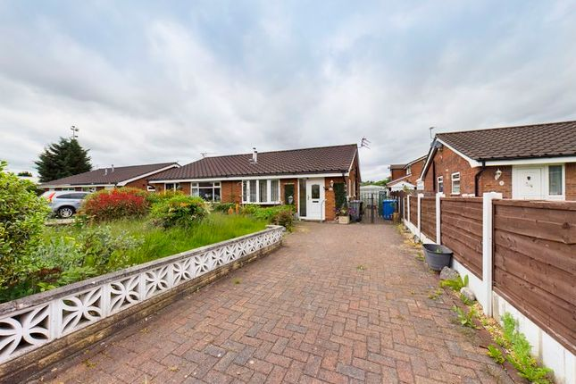 2 bed semi-detached bungalow for sale in Valley Road, Flixton, Trafford M41