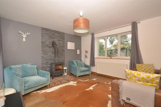 Thumbnail End terrace house for sale in Common Road, Redhill, Surrey