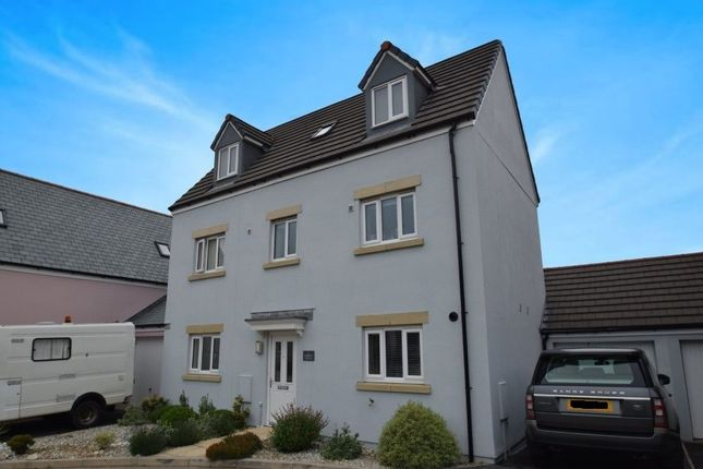 Thumbnail Link-detached house for sale in Darwin Drive, Falmouth