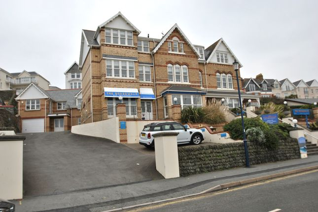 Restaurant/cafe to let in The Esplanade, Woolacombe