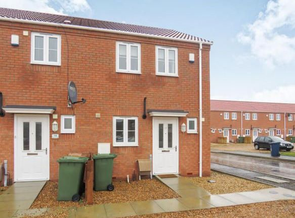 2 bed semi-detached house to rent in Mikanda Close, Wisbech PE13