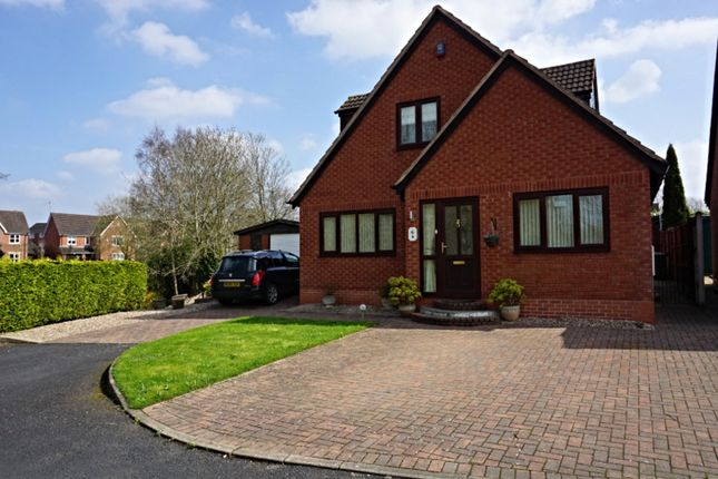 Thumbnail Detached house for sale in The Willows, Stourport-On-Severn