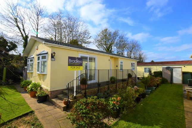 Thumbnail Detached bungalow for sale in Rosewarne Park, Higher Enys Road, Camborne, Cornwall