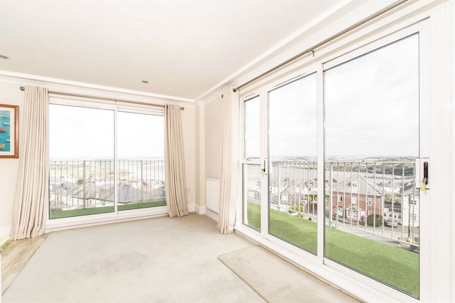 Thumbnail Flat for sale in Brunel Heights, Fore Street, Saltash