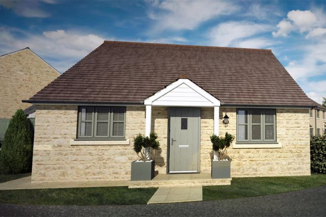 Thumbnail Detached bungalow for sale in The Cheltenham, Blunsdon Meadow, Swindon