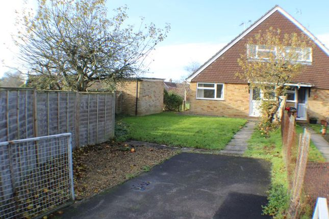 Thumbnail Semi-detached house to rent in Redhorn Gardens, Devizes
