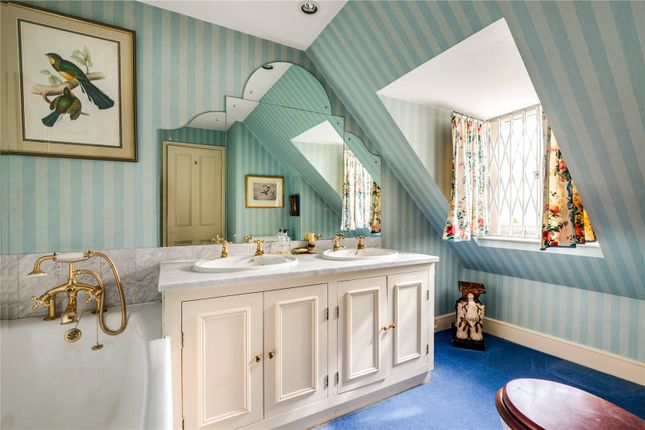 Bathroom of The Crescent, London SW13