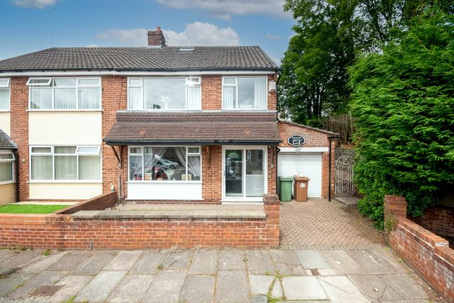 Thumbnail Semi-detached house for sale in Masefield Grove, Dentons Green, St Helens