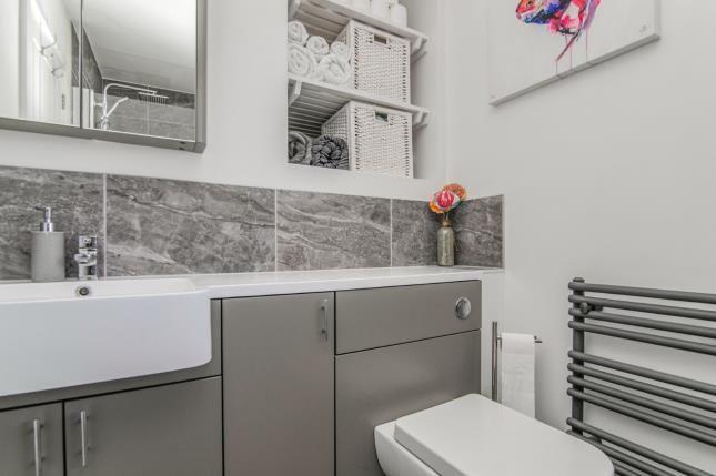 Bathroom of The Downs, West Looe, Cornwall PL13
