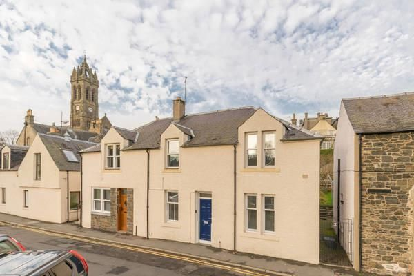 Thumbnail Flat to rent in Tweed Green, Peebles