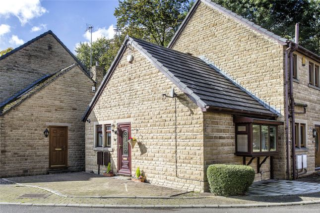 Thumbnail Flat for sale in Park Road, Earlsheaton, Dewsbury, West Yorkshire