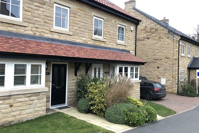 Thumbnail Semi-detached house to rent in Castle Fields, Bardsey, Leeds