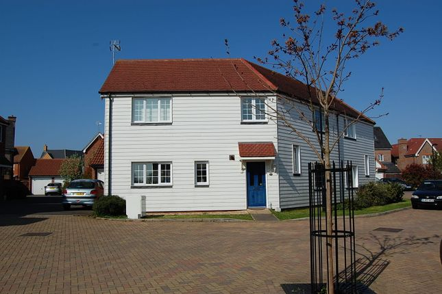 Thumbnail Semi-detached house to rent in Honesty Close, Sittingbourne, Kent