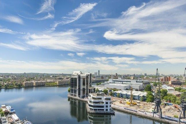 Thumbnail Flat for sale in Dockside, Canary Wharf