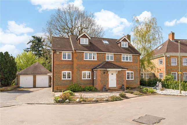 Thumbnail Detached house for sale in Charlbury Road, Oxford