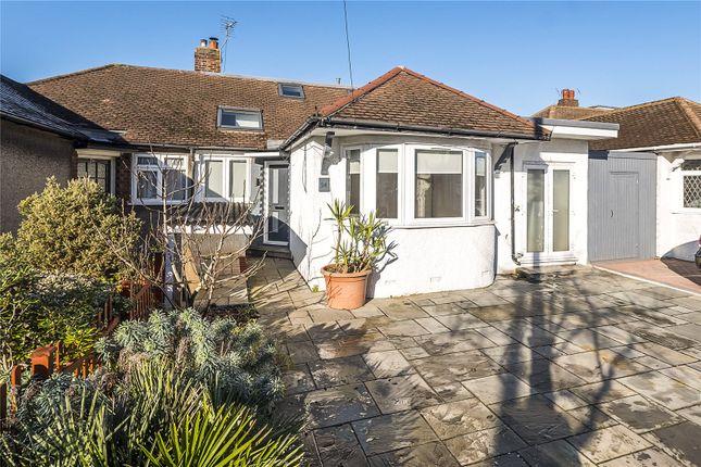 Thumbnail Semi-detached bungalow for sale in Villiers Avenue, Twickenham