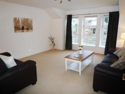 2 bed flat to rent in Morningfield Mews, Aberdeen