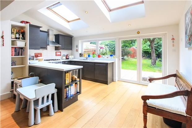 Thumbnail Terraced house for sale in Huntingfield Road, Putney, London
