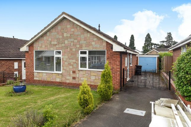 Thumbnail Detached bungalow to rent in Leominster, Herefordshire