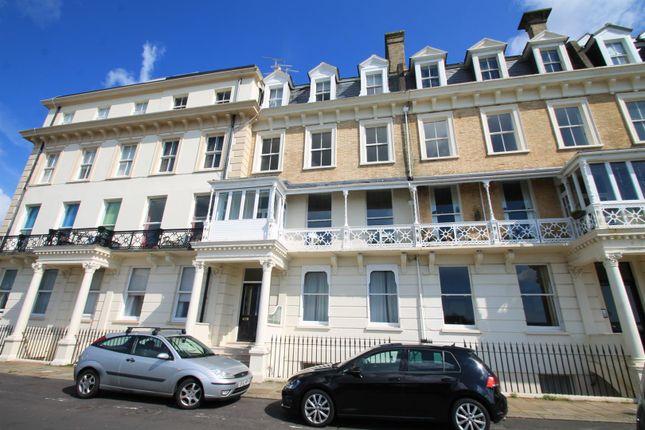 Thumbnail Flat to rent in Heene Terrace, Worthing
